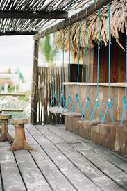 Beach Decorating Ideas Pinterest by Tulum Mexico Tec Petaja Swings An Idea For Our Palapas On The