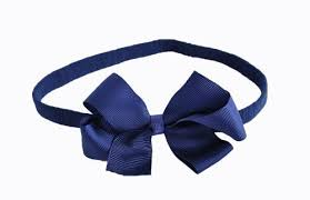 ribbon headband style nuvo baby grosgrain ribbon bow headband hairband