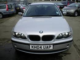 used bmw 3 series uk used bmw 3 series 2004 diesel 320d se 4dr saloon silver automatic