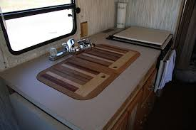 Kitchen Sink Covers 39 Rv Sink Cover Cutting Board Rv Multi Colored Speckle Sink