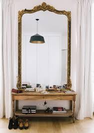 foyer table and mirror ideas custom mirror for entryway foyer table entry organizer entrance