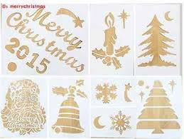 Christmas Window Decorations Spray by 19 Best Stencils To Cut Images On Pinterest Christmas Stencils