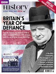 britain in wwii one of two new bbc history magazine special