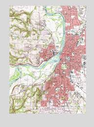 salem west or topographic map topoquest
