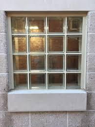 glass block blogger exploring glass block applications and