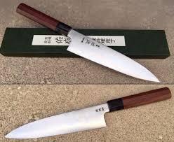 couteau japonais cuisine vente de couteaux japonais de cuisine artisanaux