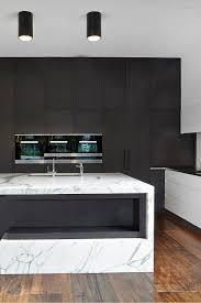 modern black kitchen cabinets 39 black kitchen cabinet ideas entering the side