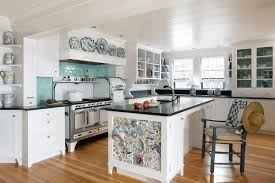 kitchen island wall best size for island in kitchen kitchen half wall decorating ideas