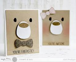 759 best cards with kraft paper images on pinterest cards