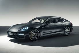 porsche car panamera new 2017 porsche panamera revealed carbuyer
