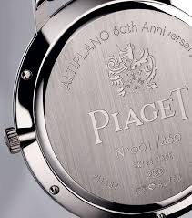 piaget watches prices sihh 2017 piaget celebrates 60 years of ultra thin watches with a