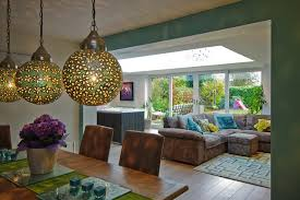 Family Room And Kitchen Extension In Cheshire Contemporary - Family room extensions