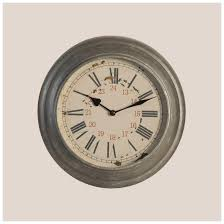 horloges murales cuisine horloges accessoires décoration maison style industriel et rétro