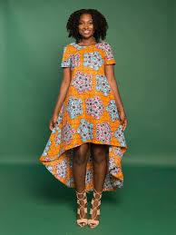 ankara dresses high low ankara dresses you can rock this weekend davina
