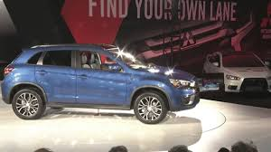 mitsubishi rvr 2015 2017 mitsubishi rvr compact suv review and price best midsize suv