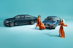 1977 bmw 7 series bmw 7 series celebrates 40th birthday with limited edition model