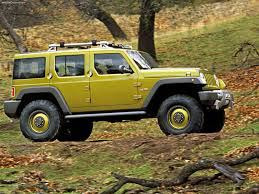 power wheels jeep yellow jeep rescue concept 2004 picture 4 of 20