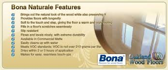 bona naturale water base hardwood floor finish oakland wood