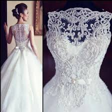 designer bridal dresses special design lace tulle princess wedding dresses 2016 beading