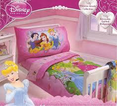 hearts and kitchen collection amazon com disney princess 4 toddler bedding set princess