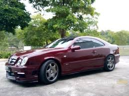 2000 mercedes coupe mercedes clk320 2000 3 2 in johor automatic coupe maroon for