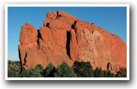 Garden Of The Gods Rock Formations Garden Of The Gods Colorado Vacation Directory