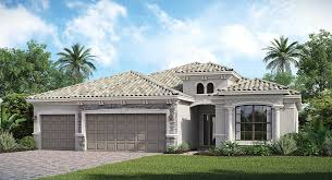 the princeton new home plan in pelican preserve manor homes by lennar