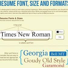 Best Resume Fonts by How To Create A Great Web Design Cv And Résumé Pearltrees