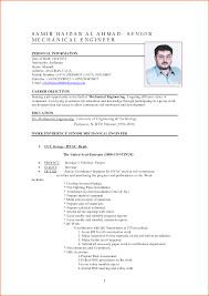 Professional Mechanical Engineer Resume Resume Mechanical Engineer Resume Sample