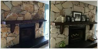 interiors wonderful stone fireplace mantels air stone fireplace