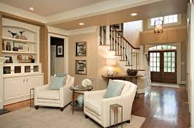 Clean  Simple Lines Traditional Family Room Raleigh By - Traditional family room