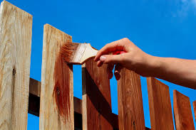should i paint or stain my fence paint tips for glendale mo