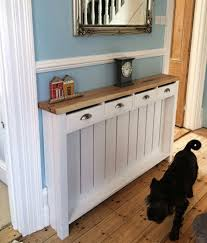 decorating elegant white radiator covers lowes with fancy wood