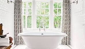 curtains curtains for bay windows polite bent curtain rod bay