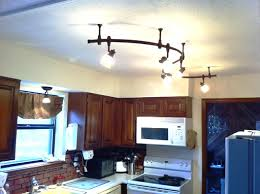 Kitchen Track Light Kitchen Track Lighting Specifically Focus Illumination Kitchen