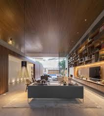 Brazilian Interior Design by Tetris House A Creatively Organized Modern Brazilian Home