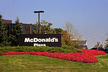 macdonald siege mcdonald s wikipédia