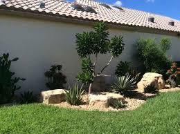 Rock Garden Florida Residential Landscape Gallery Creative Landscape Solutions Inc