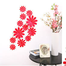Daisy Room Decor Popular Daisy Wall Decal Buy Cheap Daisy Wall Decal Lots From