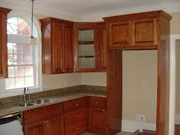 kitchen elegant wooden kitchen cabinet for small space wood