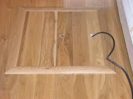 Door Bars For Laminate Flooring Trap Door Trim Kits Flooring Contractor Talk
