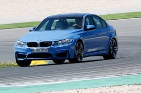 luxury bmw m3 2015 bmw m3 m4 first drive motor trend
