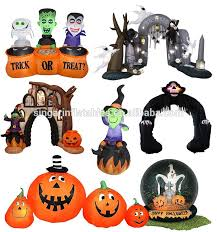 inflatable halloween blowups cheap halloween inflatables