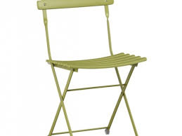 Folding Bistro Chairs Pronto Folding Bistro Chair