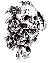 skull tattoos designs and ideas page 9 hanslodge cliparts