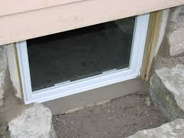 replacing a basement window home design