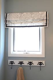 Roman Shades And Valances How To Sew A Roman Shade Easy Roman Shade Fake Roman Shade Valance