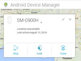 android device manager location unavailable how do i track and send messages to my lost android phone