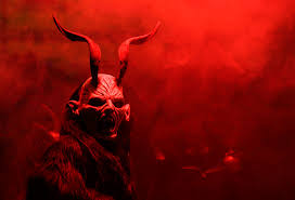 how krampus the christmas u0027devil u0027 became cool