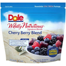 fruit delivery houston kroger dole wildly nutritious cherry berry blend fruit delivery
